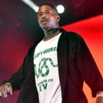"YG perform his new single ""STOP SNITCHIN""  With 6ix9ine's Mugshot"