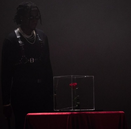K CAMP Imperfect Flower (Freestyle).