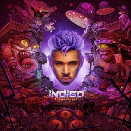 """Chris Brown releases another new track off his upcoming Indigo album, Ft Justin Bieber and Ink titled """"Don't Check On Me""""."""