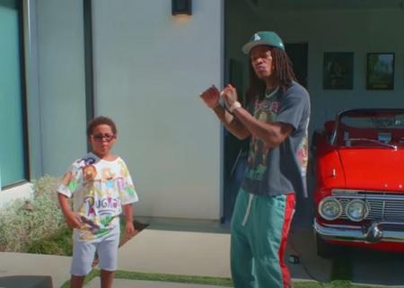 """Wiz Khalifa - """"Bammer"""" (Official Music Video)."""
