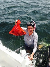 scalloping charters crystal River