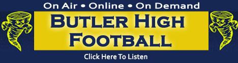 butler football