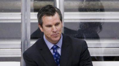 Penguins coach Sullivan named Olympic head coach