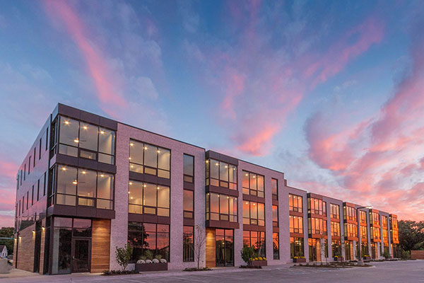 OUP in Iowa City receives LEED Certification status
