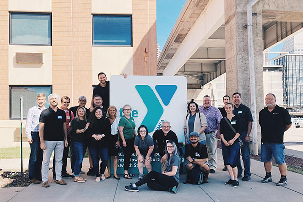 Blackbird partners with the YMCA Supportive Housing Campus in Des Moines