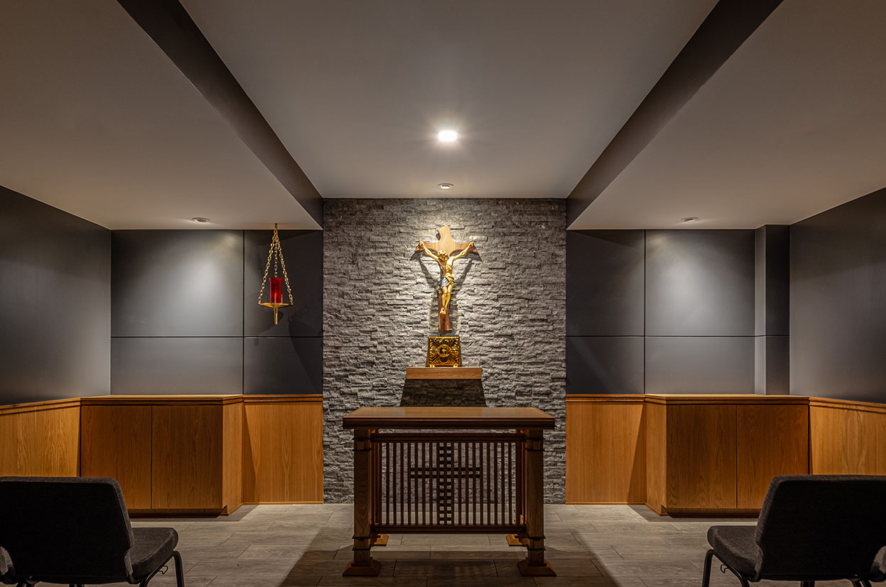 Chapel at Women's Healthcare Clinic