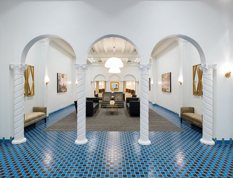 The Tea Room Lobby