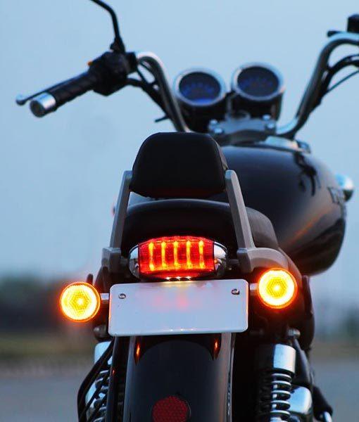 LED Indicator Hazard System for new thunderbird