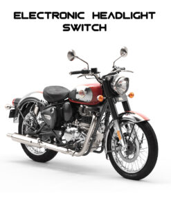 Electronic Headlight Switch for 2021 Classic
