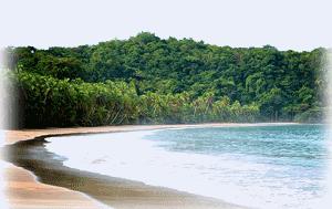 Sao Tome Beach