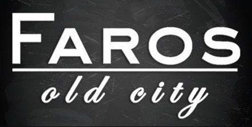Faros Old City logo