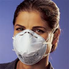 An R95 respirator which is different to a surgical mask