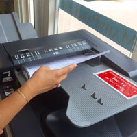 Copy-Fax-Scan Print