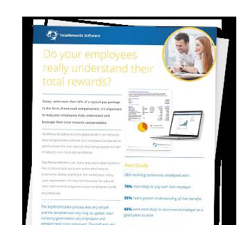 TotalRewards Sales Sheet