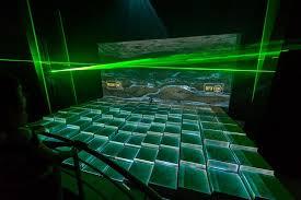 The Multidimensional Theater