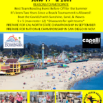 Santa Cruz Beach Soccer Tournament Approved by city for June 19th & 20th, 2021!!!