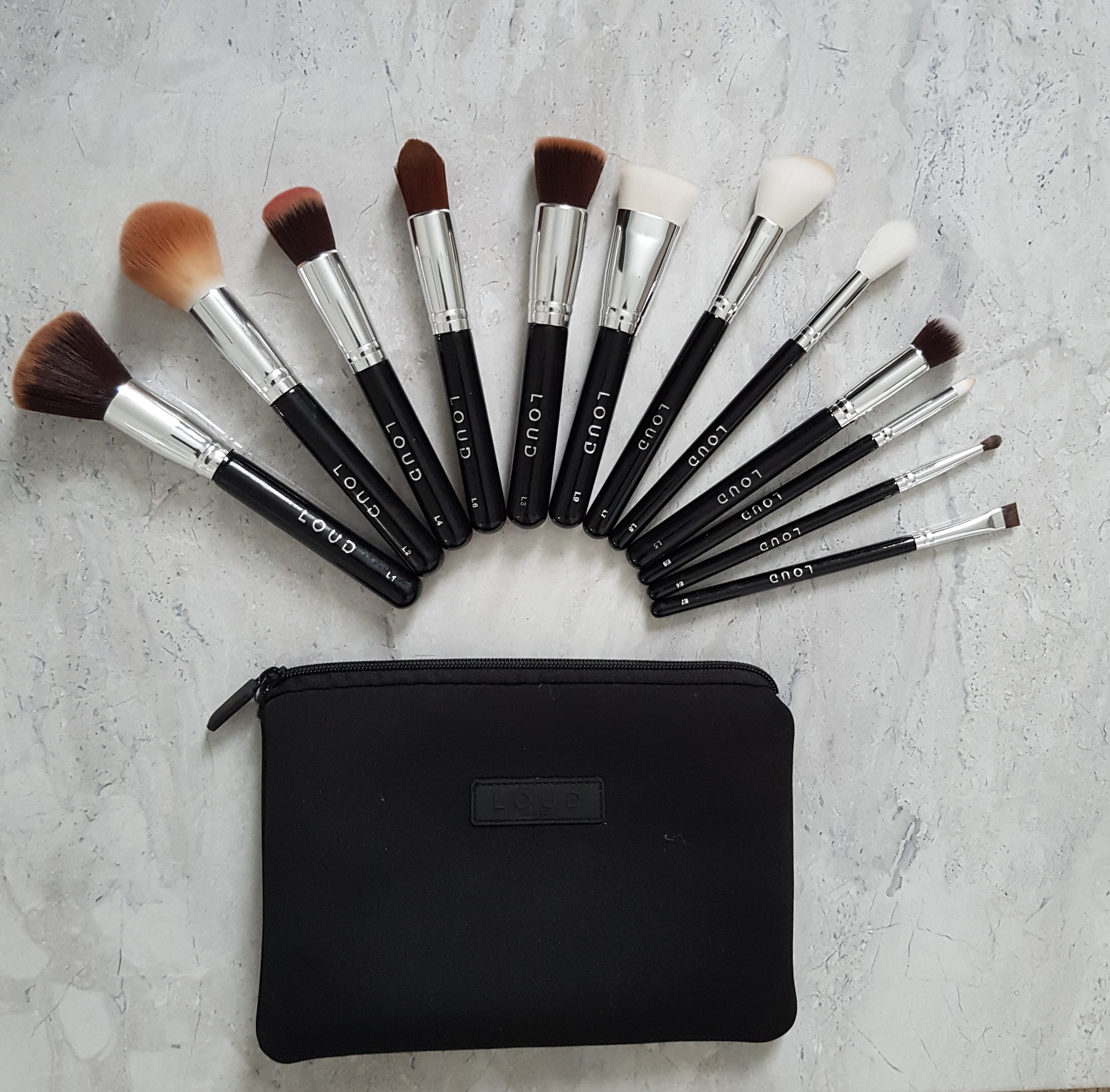… Be LOUD with your makeup…