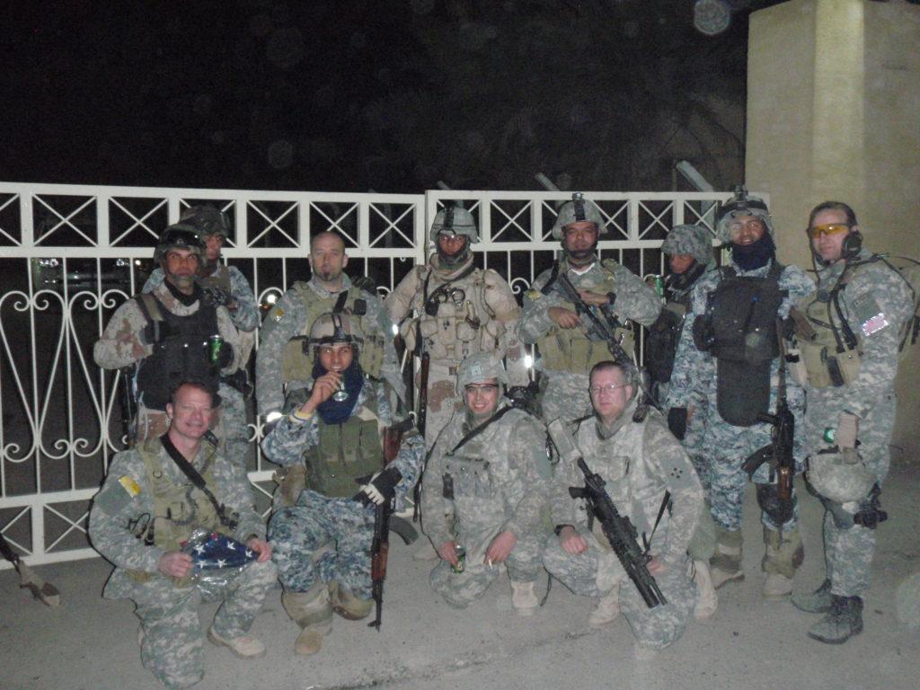 Phoenix Team, 100th Mission
