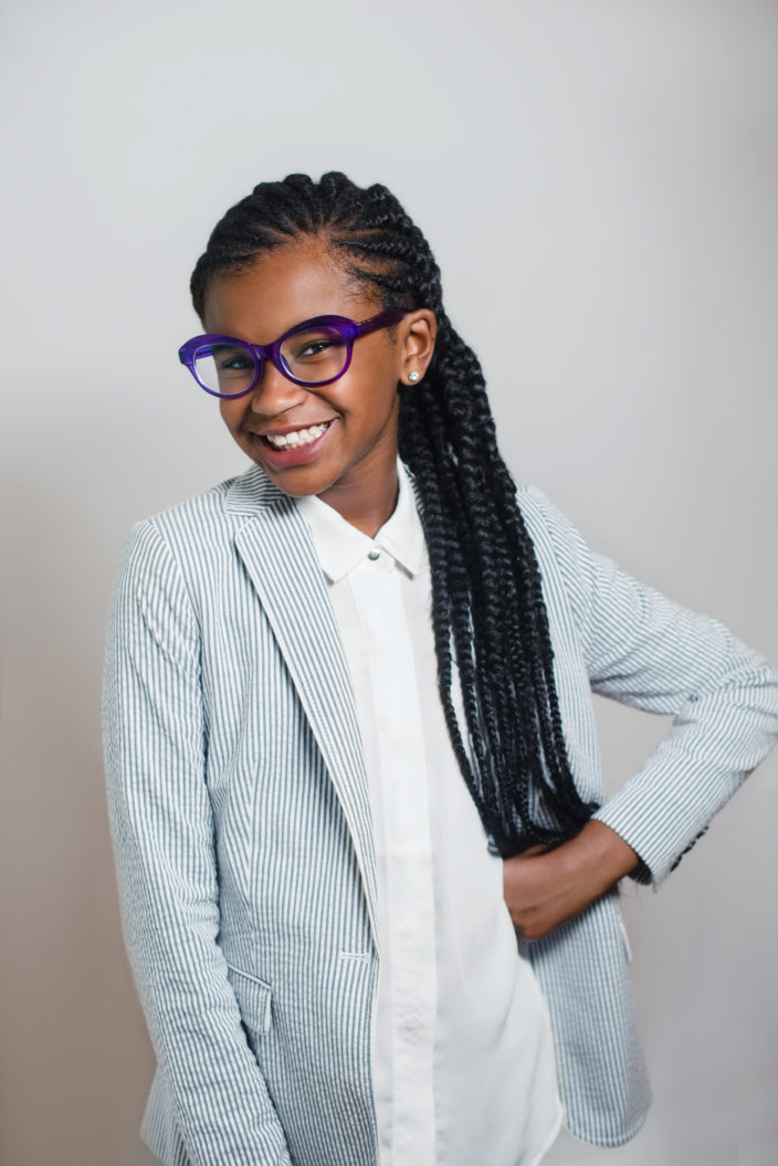 12-year-old Activist Lands Book Publishing Deal