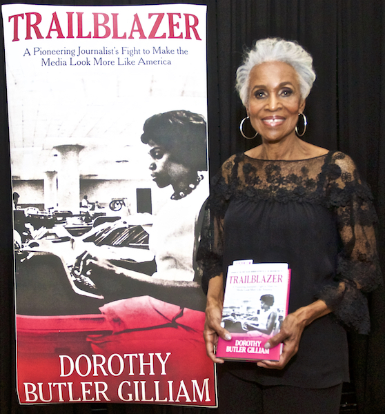 Dorothy Butler Gilliam – Washington Post's First Black Woman Reporter