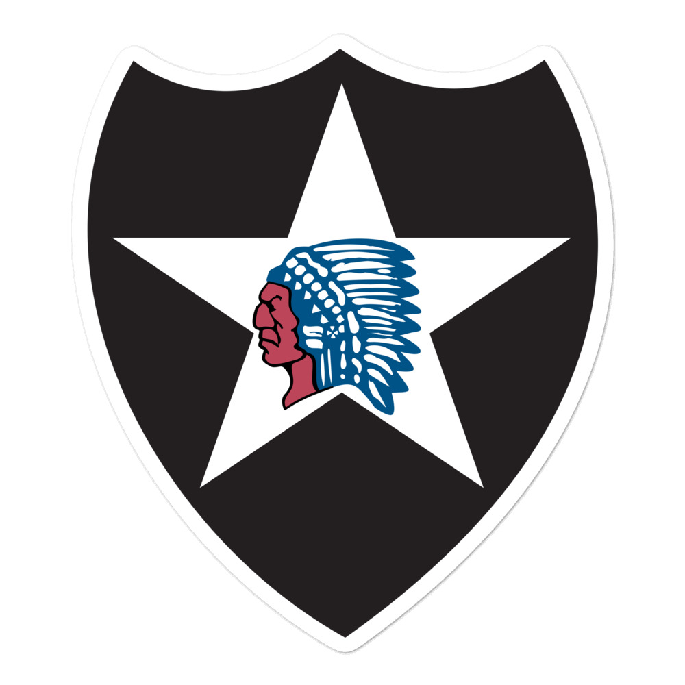 2nd-infantry-division-sticker