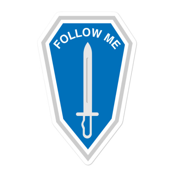 follow-me-infantry-sticker