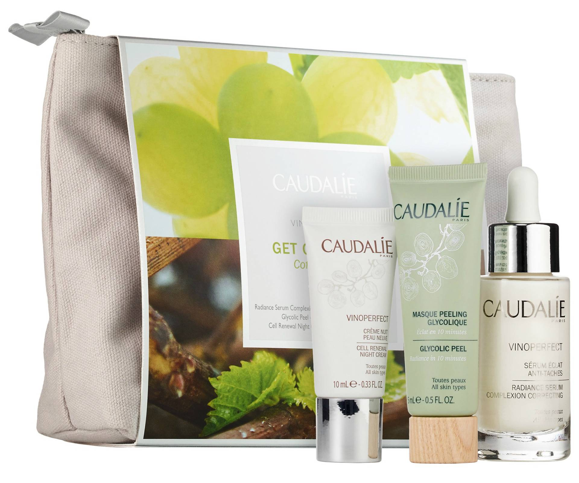 Caudalie Vinoperfect Get Glowing Set mothers day gift guide inhautepursuit review