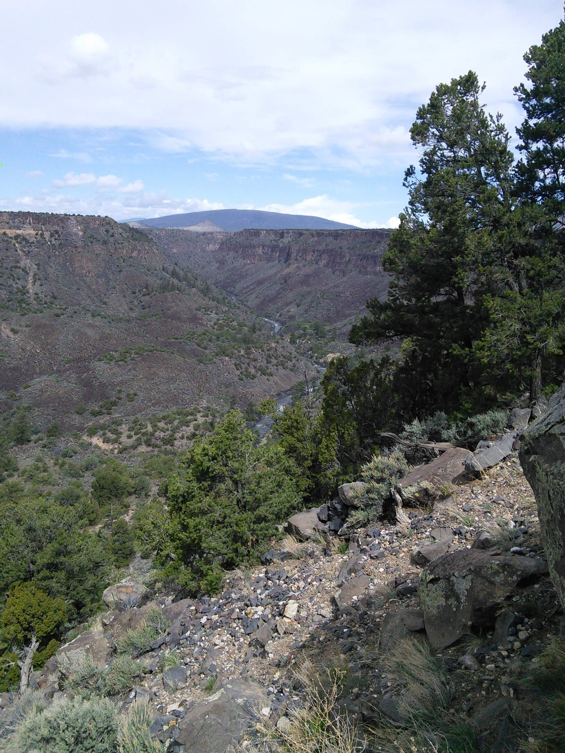 Rio Grande Gorge, NM