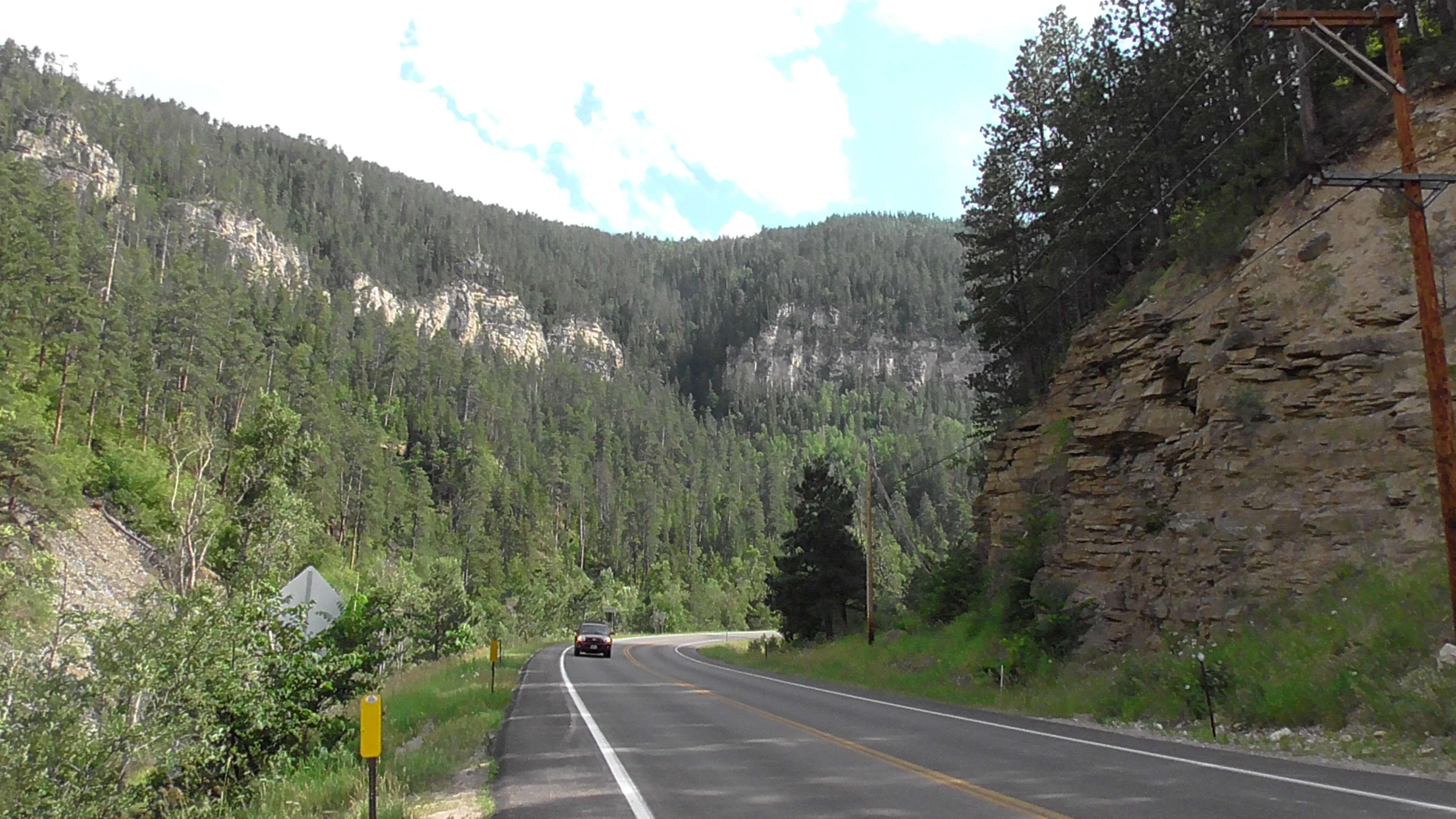 Spearfish Canyon, ND