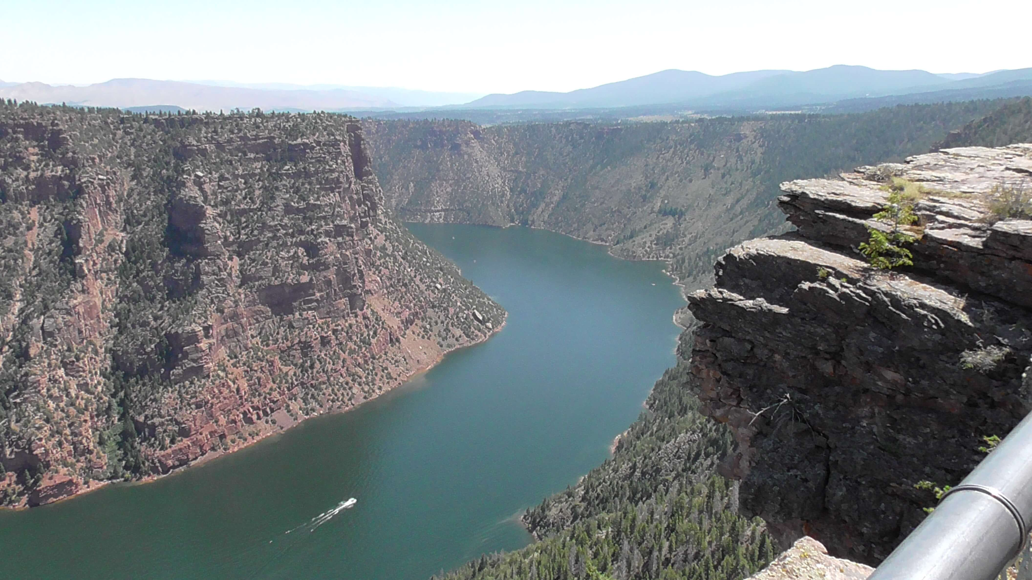 Red Canyon in Flaming Gorge National Recreation Area