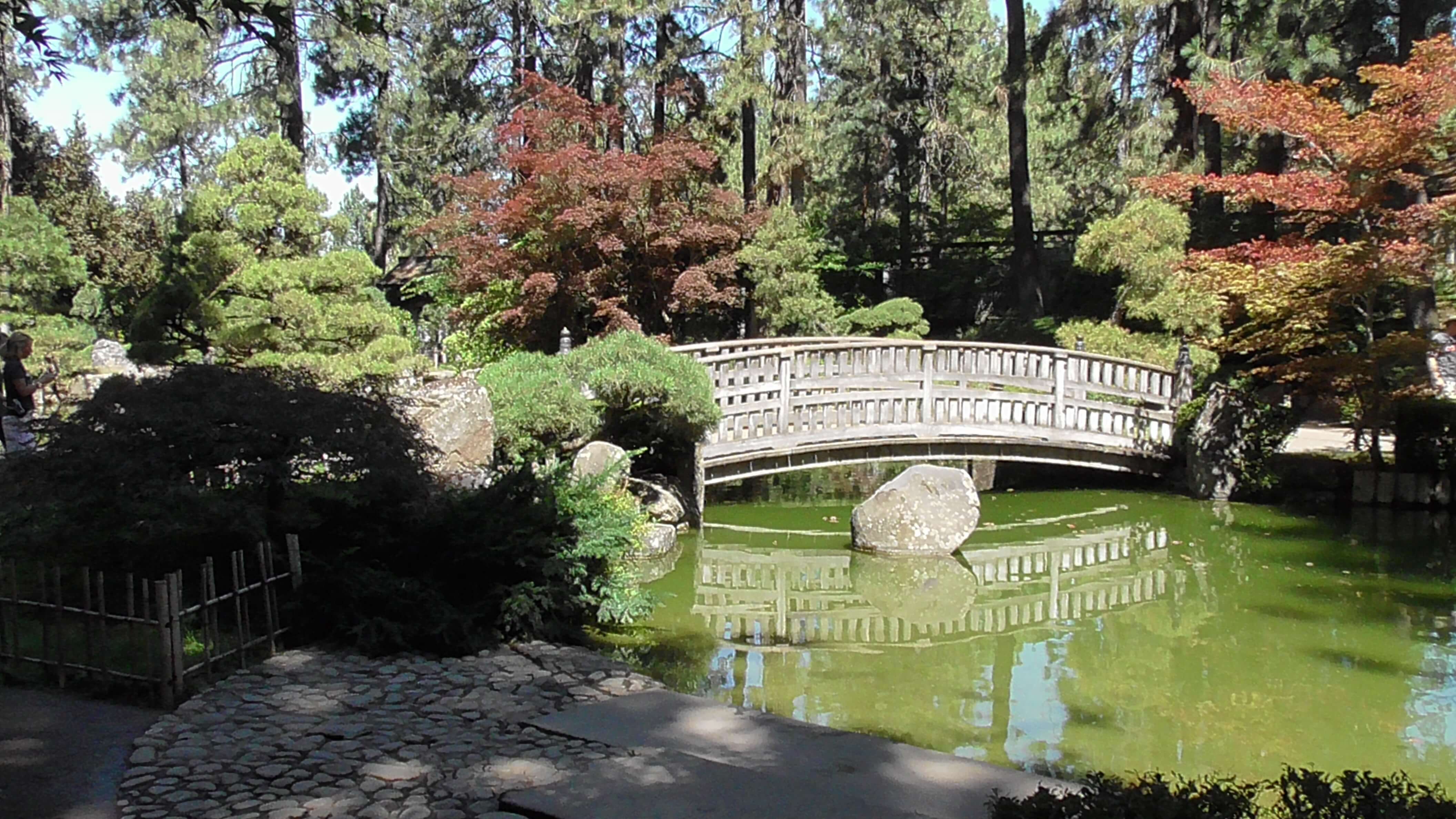 Nishinomiya Tsutakawa Japanese Garden, Spokane, Washington