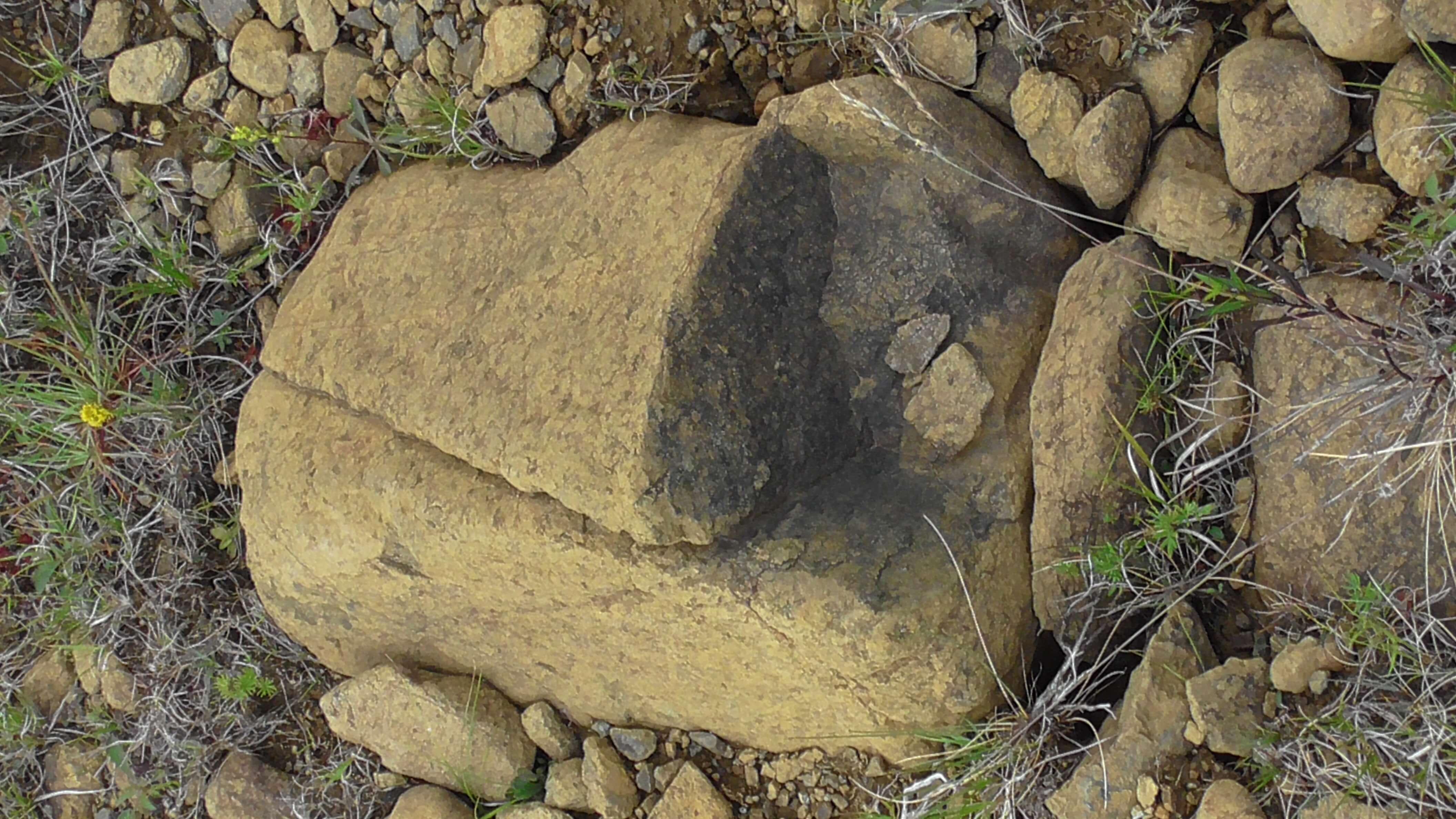 Peridotite, Tablelands, Gros Morne National Park