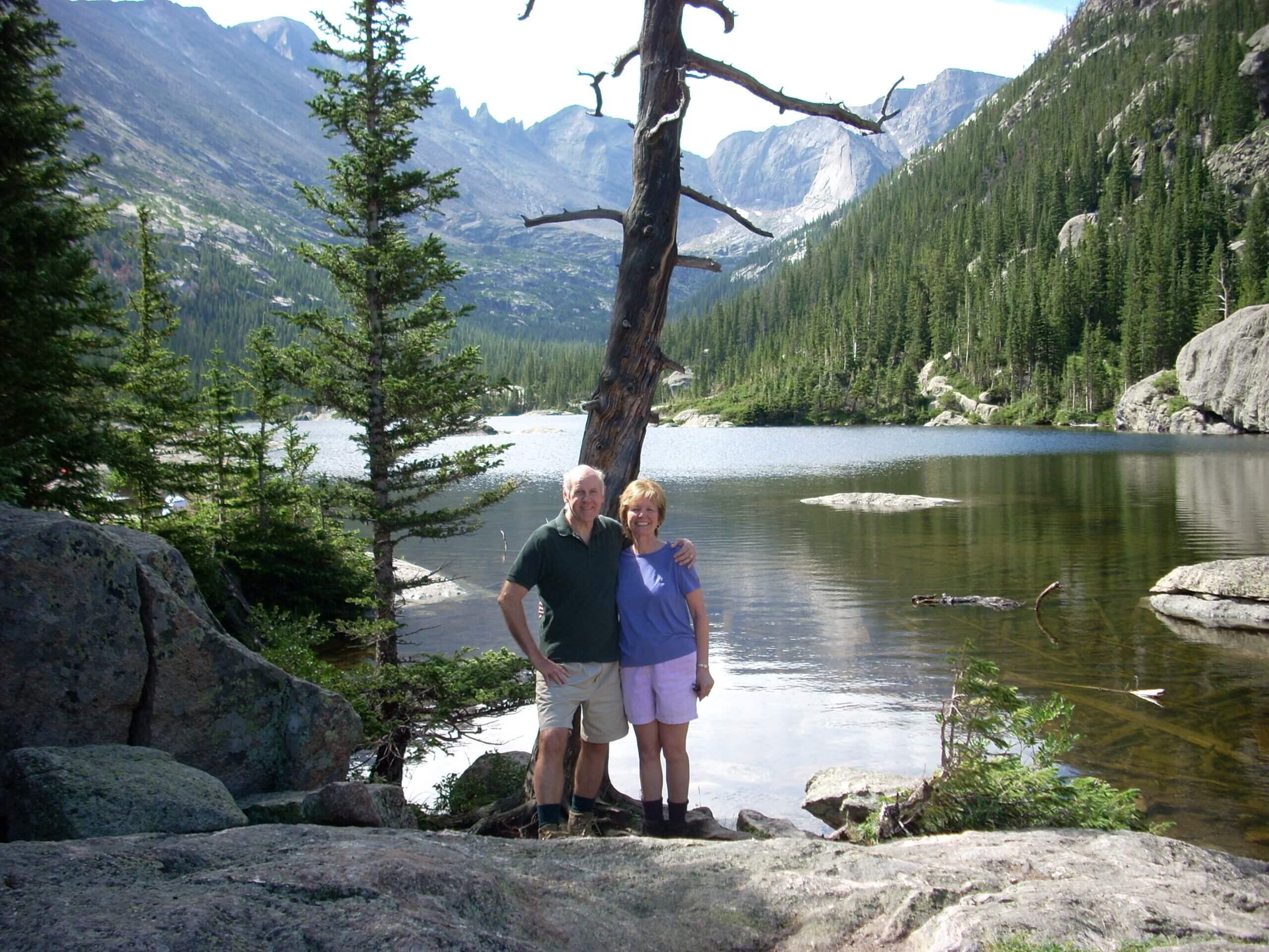 Jewel Lake, Rocky Mtn NP