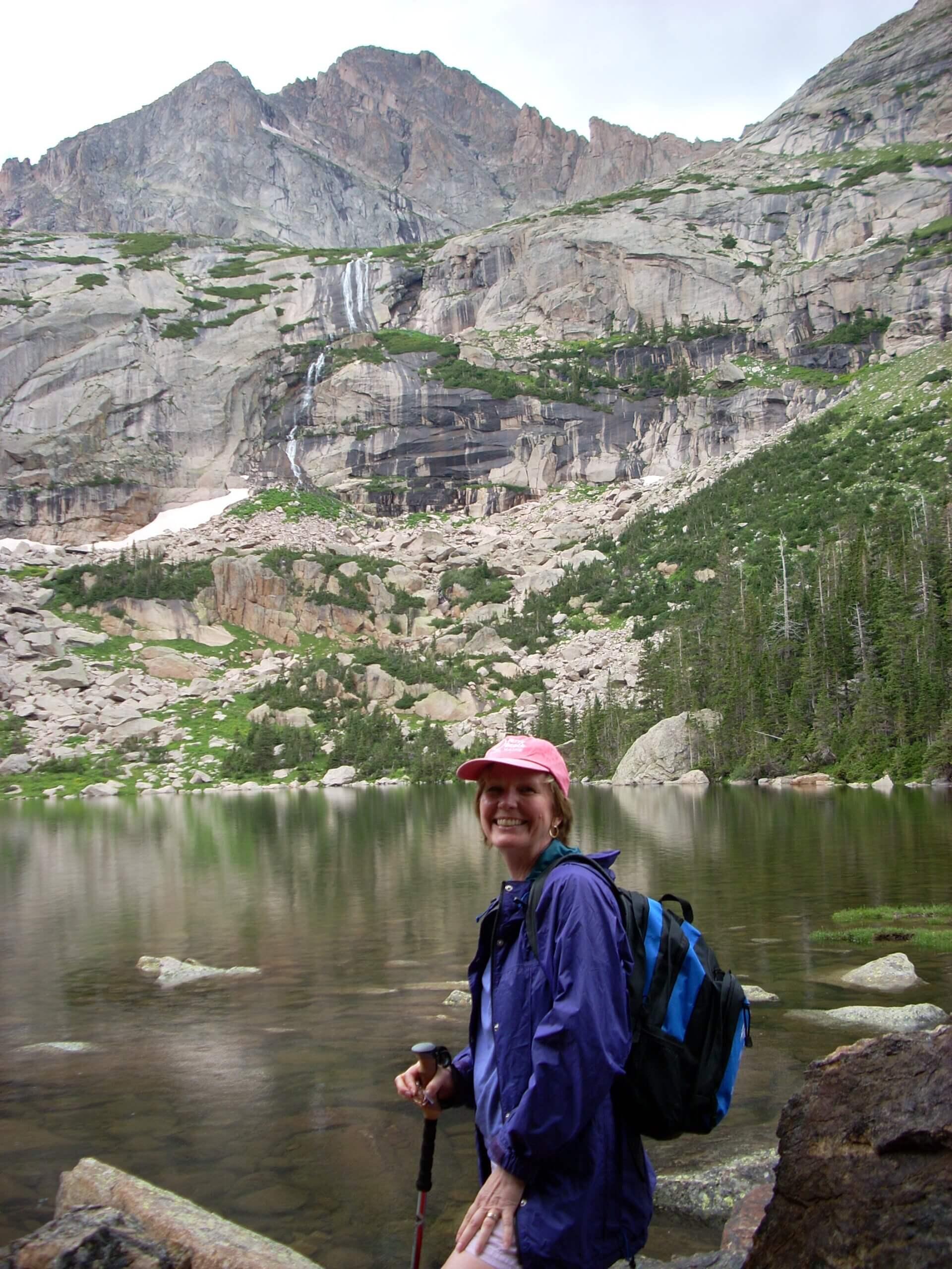 Black Lake, Rocky Mtn NP