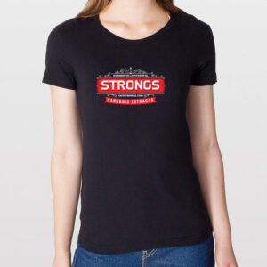 Strongs womens logo tee