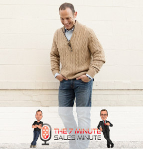 Jon Dwoskin - 7-Minute Sales Minute photo
