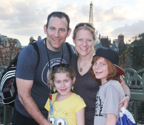 Jon Dwoskin and Family