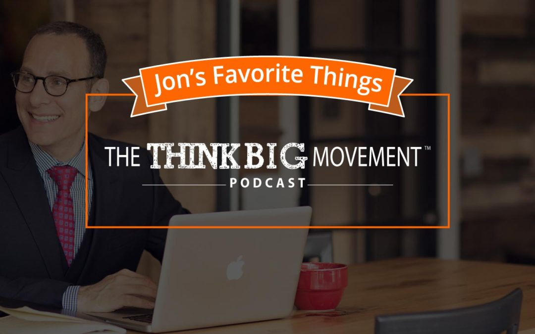 Jon Dwoskin's Favorite Things 20: You Don't Learn to Walk by Following Rules