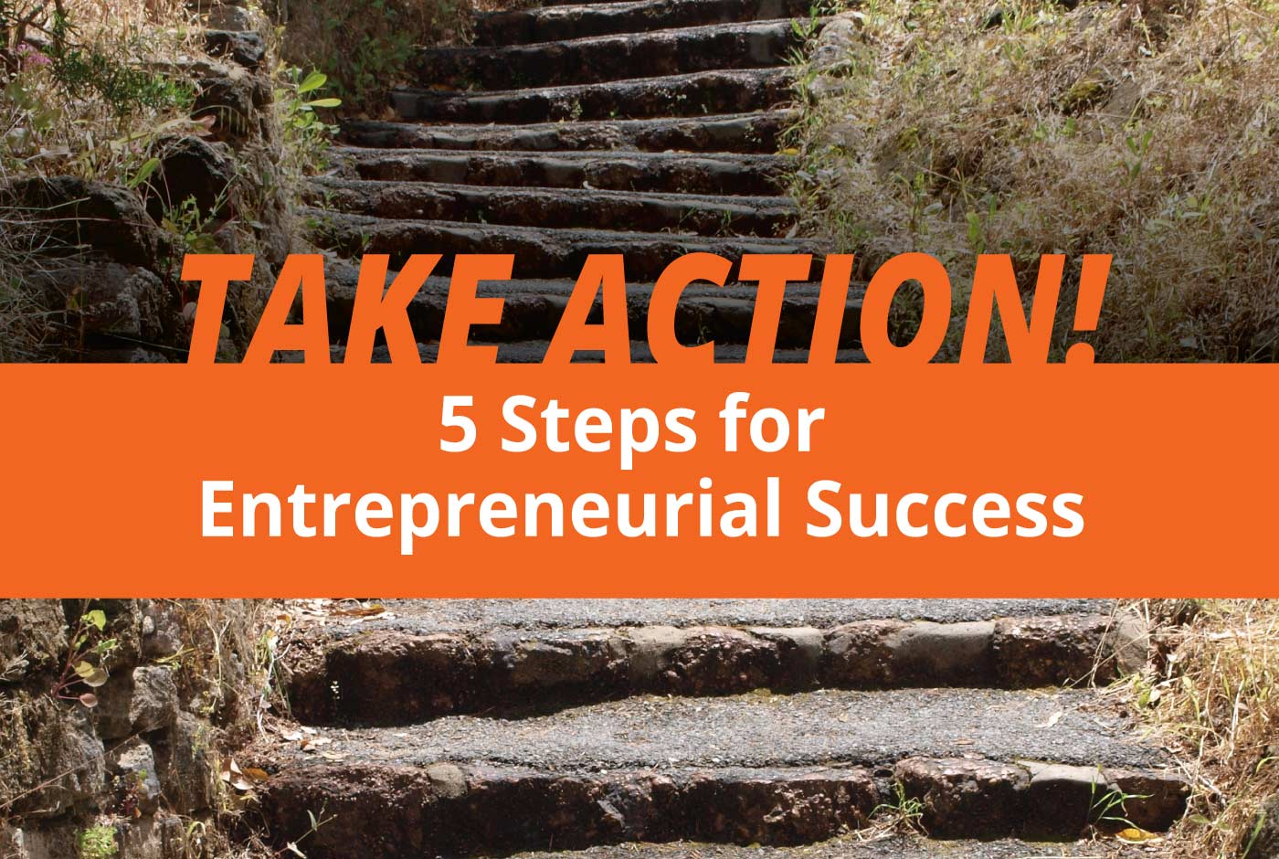Jon Dwoskin Business Blog: Take Action: 5 Steps for Entrepreneurial Success