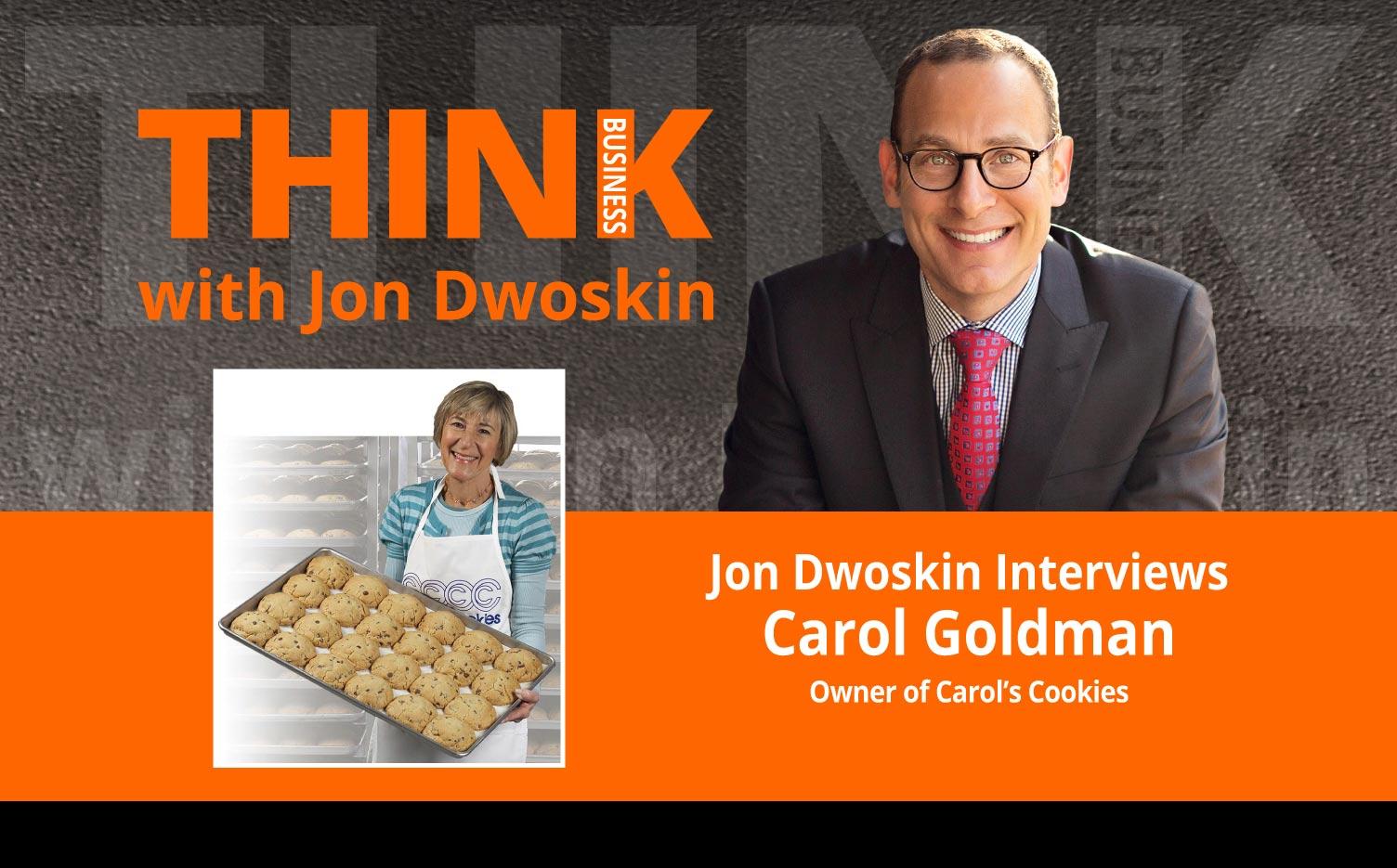 THINK Business Podcast: Jon Dwoskin Interviews Howard Behar