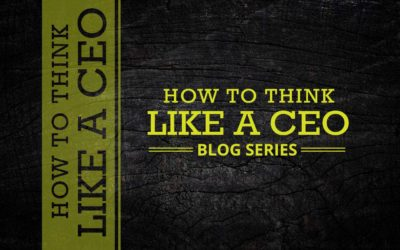 How to Think Like a CEO: Do You Need to Adjust Your Course?