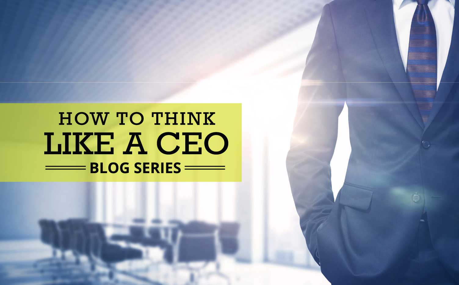 Jon Dwoskin Business Blog:  How to Think Like a CEO: How Are You Creating Your Culture?