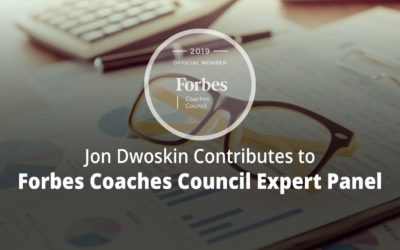 Jon Contributes to Forbes Coaches Council Expert Panel: Stuck In Startup: 11 Ways To Overcome Budgetary 'Analysis Paralysis'