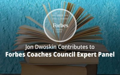 Jon Contributes to Forbes Coaches Council Expert Panel: 17 Excellent Entrepreneurship Books You Can Read In A Weekend