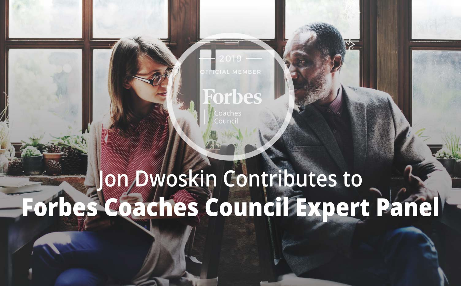 Jon Contributes to Forbes Coaches Council Expert Panel: 10 Vital Communication Skills Every Business Owner Should Possess - coworkers talking
