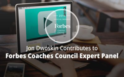 Jon Contributes to Forbes Coaches Council Expert Panel: 13 Ways Entrepreneurs Can Align Their Personal And Company Brands