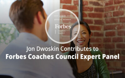 Jon Contributes to Forbes Coaches Council Expert Panel: 11 Advantages Small Businesses Have Over Large Corporations and How to Use Them