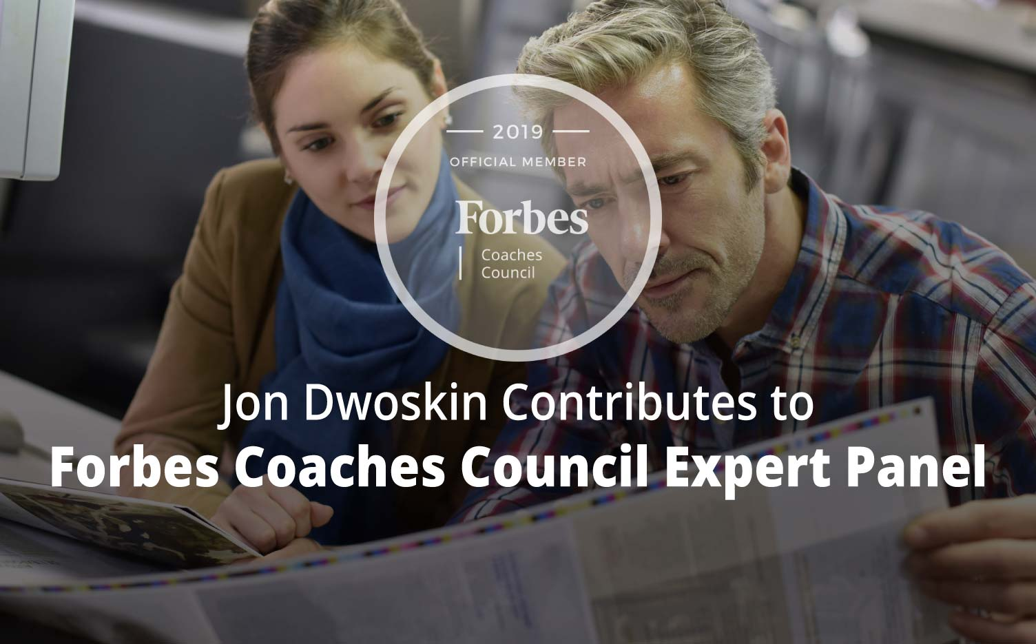Jon Contributes to Forbes Coaches Council Expert Panel: 11 Positive Benefits Of Becoming An Apprentice Before You Start Your Career