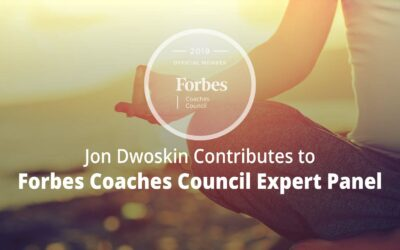Jon Contributes to Forbes Coaches Council Expert Panel: 11 Ways Coaches Can Improve Their Active Listening And Connect With Their Clients