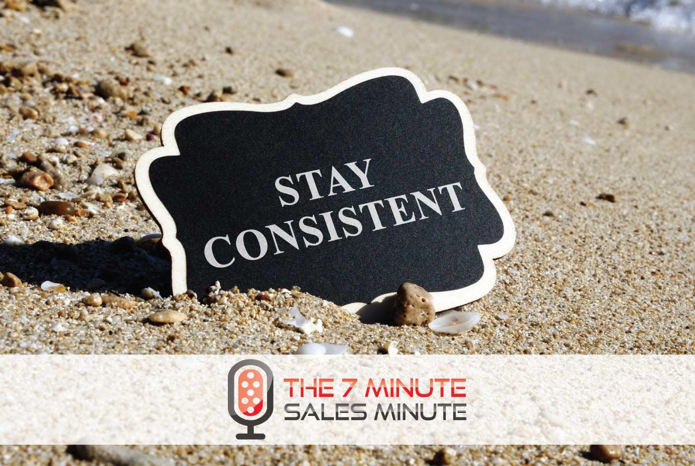 7 Minute Sales Minute Podcast - Season 12 - Episode 5 - A Formulaic Calculation
